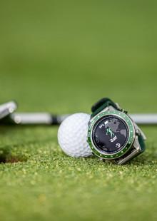 Perfekte Ausrüstung für den Tag der Golfer