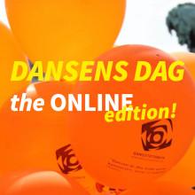 Fira Dansens dag online!