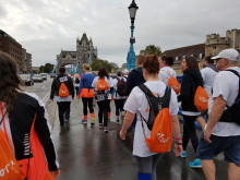 Walkathon: A marathon effort for ellenor