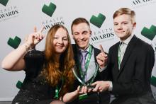 Rukan koulun 9A-luokka ja Evondos Oy valittiin Health Awards 2017 -voittajiksi