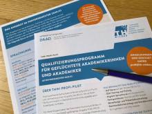PROFI-PILOT: Die Technische Hochschule Wildau entwickelt Qualifizierungsprogramm für geflüchtete Akademiker/-innen und startet mit ersten Kursen