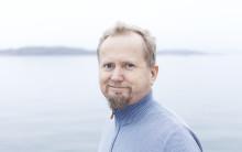 "Hallgeir Opedal aktuell med boka ""Heim. Ei vandrehistorie"""