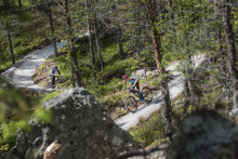 Knallstart for Trysil Bike Arena