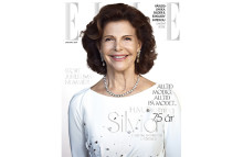 ELLE porträtterar Drottning Silvia inför födelsedagen