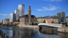 Malmö förbereds för en halv miljon invånare, högre byggnader och Öresundsmetron – ny översiktsplan tas fram