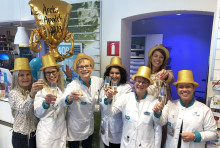 Apoteksgruppen Mariefred är Årets Apotek 2018