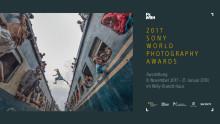 Einladung Ausstellungseröffnung Sony World Photography Awards 2017