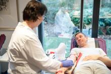 8. Blutspendetag im Regional Head Office von DÄNISCHES BETTENLAGER