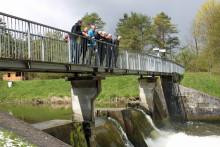 Bayernwerk Natur und Stadtwerke Bad Tölz setzen auf Wasserkraft in Wolfratshausen