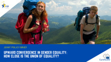 EU research shows COVID-19 poised to end progress on gender equality