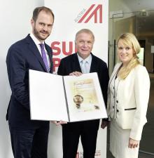 "VW's ""Think Blue. Factory."" environmental programme wins eco award"