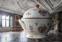 Stora upplevelser i ny utställning på Skoklosters slott