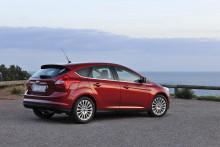 Ford adderar det röstaktiverade SYNC-systemet till Focus redan klassledande teknikpaket