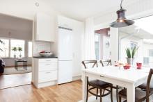 Köp bostadsrätt nu och få fri månadsavgift första året - bara för dig som är 55+