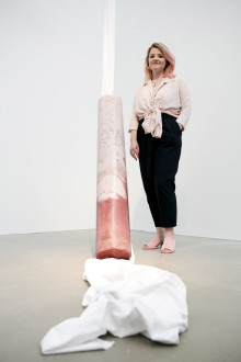 Two Northumbria students among winners of prestigious £40,000 art prize