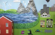 Östergötland redan i solenergitopp – men genom utställning ska länet bli ännu bättre