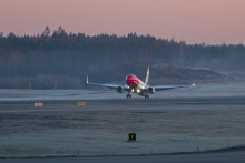 Norwegian reports continued rise in passenger figures and solid load factor