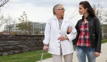 Ditt behov av stöd – nytt projekt för att hjälpa närstående i palliativ vård