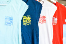 Der endlose Super-Sommer als Textil