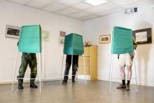 Färre valdistrikt och nya vallokaler