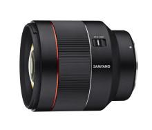 Samyang präsentiert sein erstes 85mm AF-Objektiv für Canon RF Mount