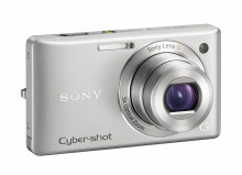 This season's slim, colourful new Cyber-shot cameras