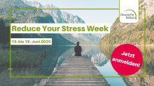 Reduce your stress week!