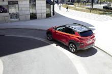 Ny SUV med 500 kilometer elektrisk rekkevidde