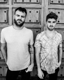 Superduoen The Chainsmokers kommer til Tinderbox
