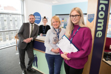 Volunteering partnership helps increase access to free legal advice