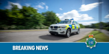 Two men arrested following pursuit in Moreton