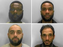 Six men sentenced for their involvement with the supply of class A drugs in Crawley