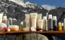 Die neuen Produkte der Kosmetiklinie BERG - Naturgeheimnisse Südtirol