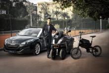 """""""Fördel Peugeot""""  – Novak Djokovic ny ambassadör för märket"""