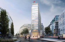 MOMENI Gruppe beauftragt ZÜBLIN mit dem Bau des Hamburger SPRINGER QUARTIERS