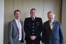 Appointment of John Campbell as the Chief Constable