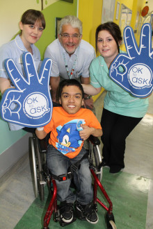 Birmingham Children's Hospital launches new research campaign giving power to the patients