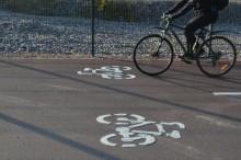 Sydänterveyden edistämisen kunniamaininta Helsingin kaupungin pyöräkonttorille