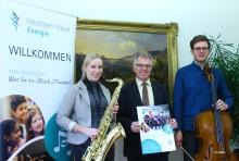 """Westfalen Weser Energie-Gruppe  bringt """"Was für ein (Musik-)Theater!"""" nach Altenbeken"""