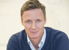Evidensias nya vd Martin Tiveus på plats