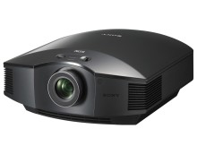 Sony introduces the new VPL-HW45ES projector for a true home cinema experience, providing superior Full HD 3D picture quality
