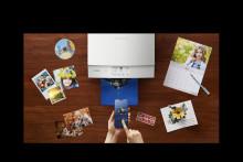 Finn frem kreativiteten og kunstneren i deg med Canons nye PIXMA TS-serie med hjemmeskrivere