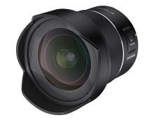 Samyang veröffentlicht Firmware-Update für das Objektiv AF 14mm F2,8 RF