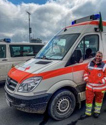 """Hephata-Mitarbeiterin Annika Horn half ehrenamtlich in der Flutkatastrophe: """"Ich habe an die Häuser in der Schwalm gedacht"""""""