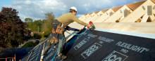Woody Bygghandel tipsar: Rätt duk för varje tak!