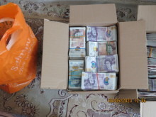 More than £500k in cash seized by officers