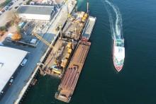 ZÜBLIN completes new port terminal: Rostock starts cruise ship season on time