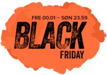 Dustin ringer julen inn med Black Friday
