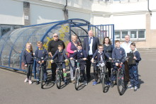 Balornock Pupils Back on their Bikes thanks to ng2