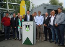 Presseinformation: Bayernwerk Natur wird Partner der Gemeinde Ascha - Beteiligung an kommunalem Nahwärme-Unternehmen